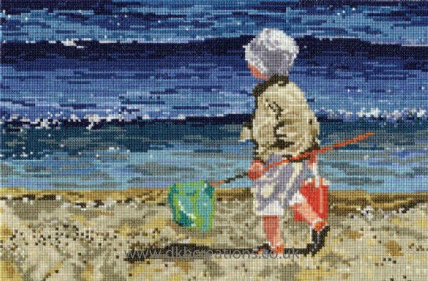 By The Sea Cross Stitch Kit